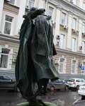 Мастер и Маргарита, Москва.